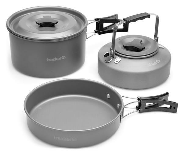 Trakker- Complete Cookware Set