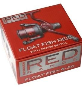 Drennan Red Range Float Fish Reel