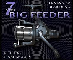 Drennan Series 7 Big Feeder 9-50 Reel