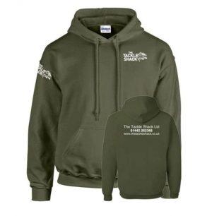 The Tackle Shack hoodie