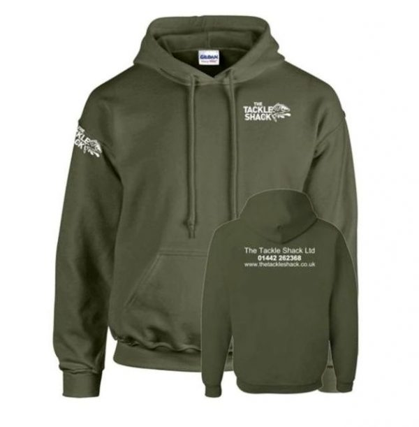 The Tackle Shack hoodie