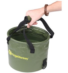 RidgeMonkey Collapsible Water Buckets