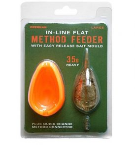 Drennan In-Line Flat Method Feeder