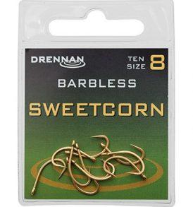 Brand New Drennan Continental Boilie Hooks All Sizes