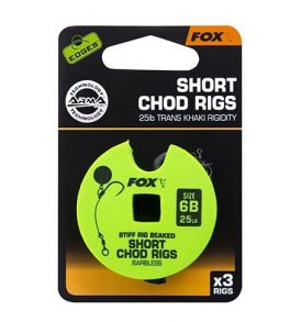 Fox EDGES Chod Rigs Short