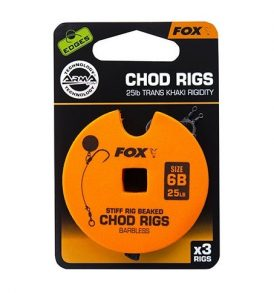 Fox EDGES Chod Rigs Standard