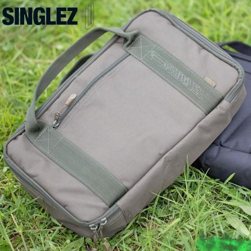korda green singlez bag
