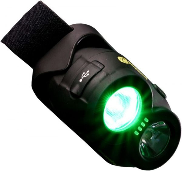 ridgemonkey vhr150 rechargable headtorch