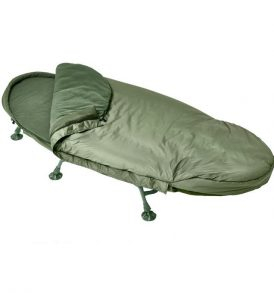 RLX Oval Bed System inc Oval 5-Season Sleeping Bag Combo Deal
