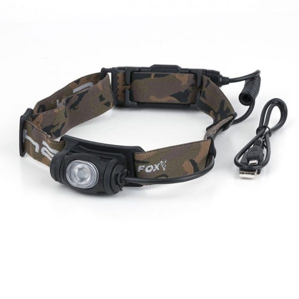 Fox halo AL320 headtorch
