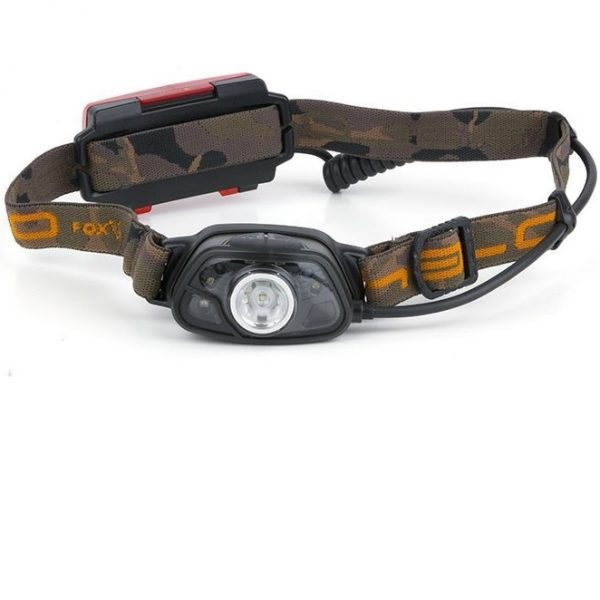 fox ms250 headtorch