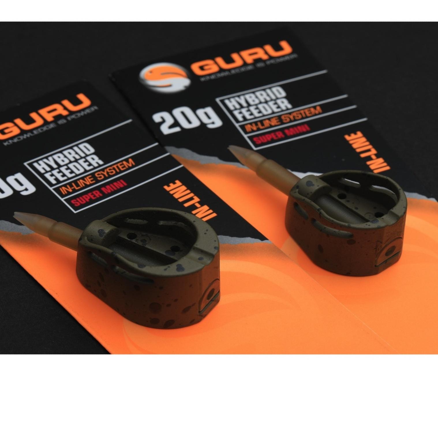 2436fd90286c9 Guru Super Mini Hybrid Inline Feeder - The Tackle Shack
