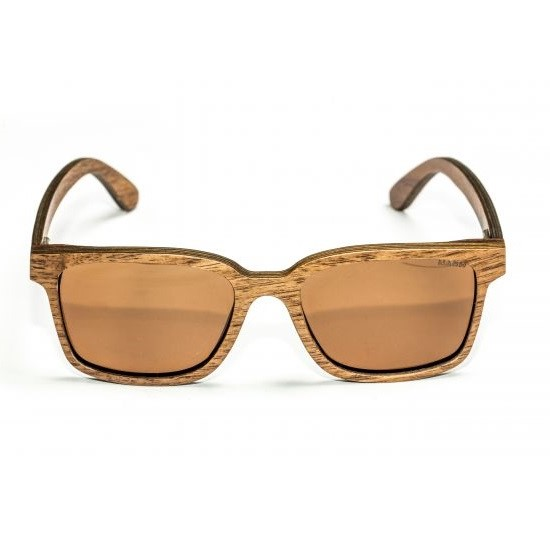 timber sunglasses amber