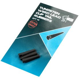 Nash Tungsten Lead Clip Tail Rubbers