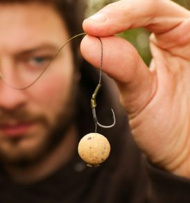 Korda Ready Tied Dark Matter Carp Rigs
