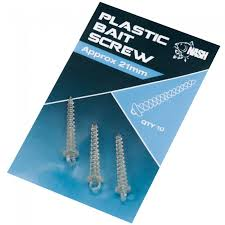 Nash Plastic Bait Screws