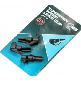 Nash Tungsten Lead Clips